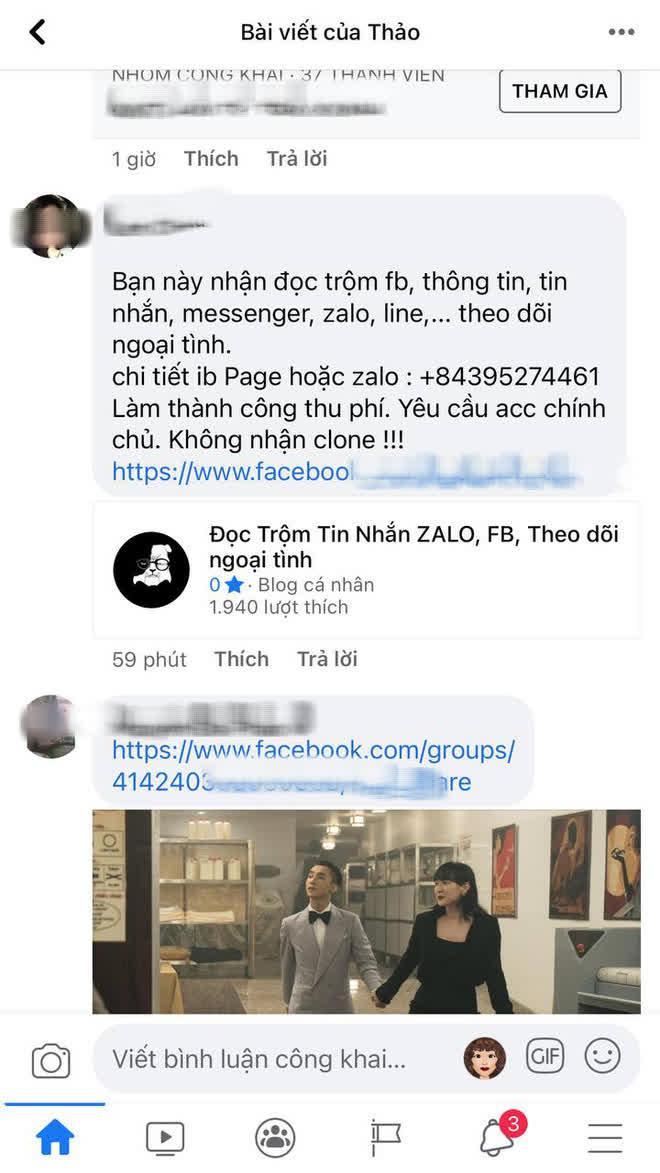 Cảnh báo dịch vụ hack Facebook, Zalo truy tìm trà xanh, xem chừng hành vi vi phạm pháp luật! - ảnh 2