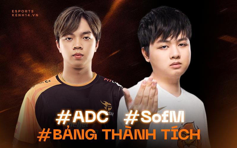SofM và ADC: Sự tương đồng giữa hai tuyển thủ thành công bậc nhất làng eSports Việt