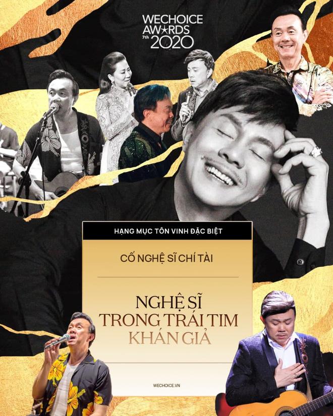 Phản ứng của ca sĩ Phương Loan khi xem clip tri ân cố nghệ sĩ Chí Tài tại Gala WeChoice 2020 - ảnh 3