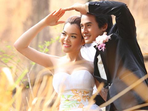 Trân Đài bị đào mộ loạt ảnh cưới với Lương Thế Thành: Nhan sắc năm 18 tuổi có khác so với bây giờ? - ảnh 7