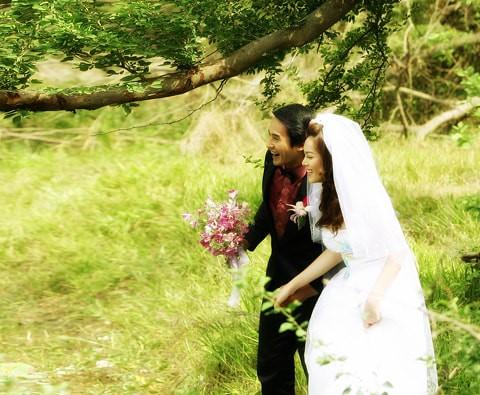 Trân Đài bị đào mộ loạt ảnh cưới với Lương Thế Thành: Nhan sắc năm 18 tuổi có khác so với bây giờ? - ảnh 8