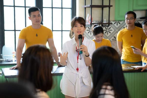 Con gái của Táo Chí Trung: Thành tích học siêu đỉnh, nhan sắc được ví như Song Hye Kyo bản Việt - ảnh 4