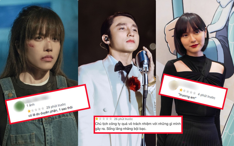 """Công ty của Sơn Tùng nhận liên hoàn vote 1 sao sau drama """"trà xanh"""": Chủ tịch vô trách nhiệm, chọn diễn viên không phù hợp?"""
