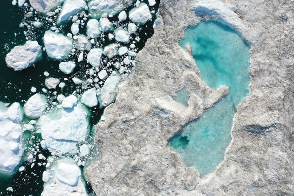 Khoảng 28.000 tỷ tấn băng đã tan trong 30 năm qua - ảnh 2