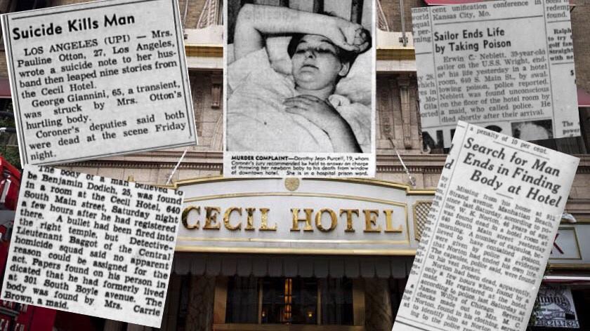 Khách sạn chết chóc Cecil tại Mỹ: Quá khứ gần 100 năm đẫm máu với nhiều vụ án kinh hoàng trở thành cảm hứng cho Hollywood - Ảnh 1.