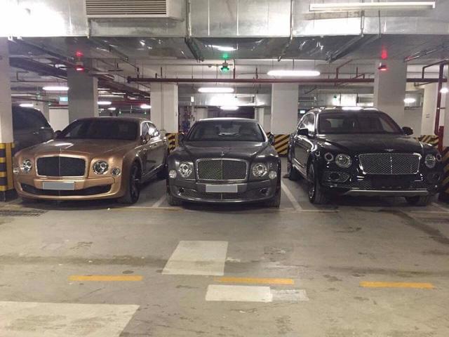 Choáng váng với dàn xe hơn 100 tỷ trong một hầm gửi xe ở Hà Nội - ảnh 3