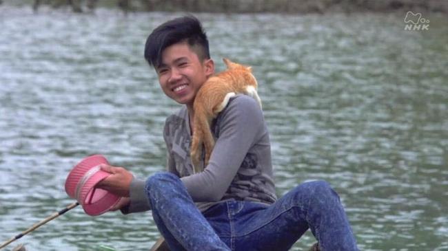 Xuất hiện trên truyền hình Nhật Bản, những hoàng thượng Việt Nam gây sốt bạn bè bốn phương - ảnh 6