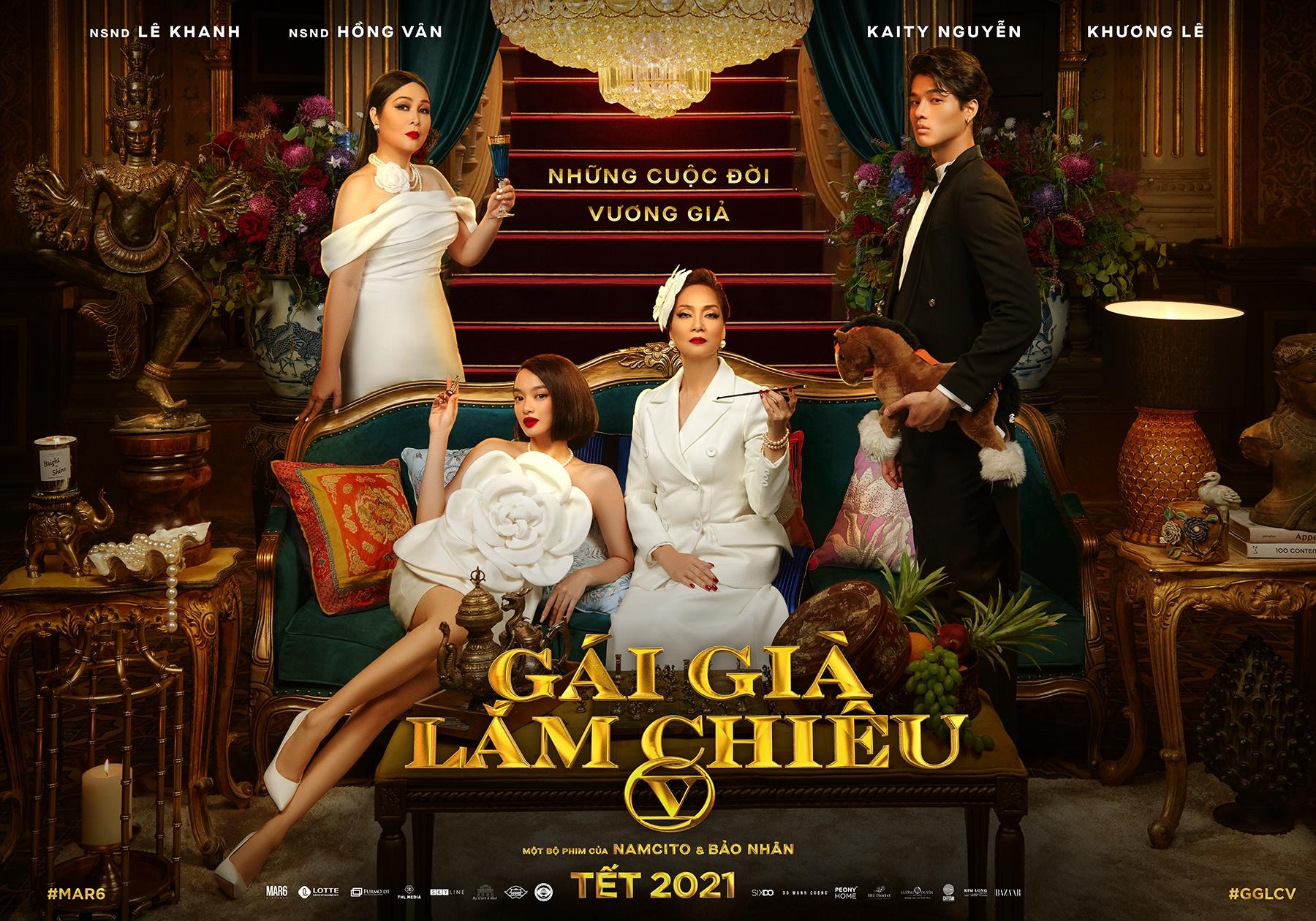 Ekip Gái Già Lắm Chiêu V hủy gấp buổi premiere Hà Nội trước diễn biến mới của dịch SARS-CoV-2 - Ảnh 5.