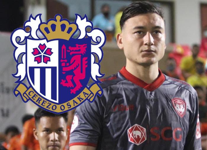 Cerezo Osaka sắp công bố hợp đồng với Văn Lâm dù Muangthong khởi kiện lên FIFA - Ảnh 1.