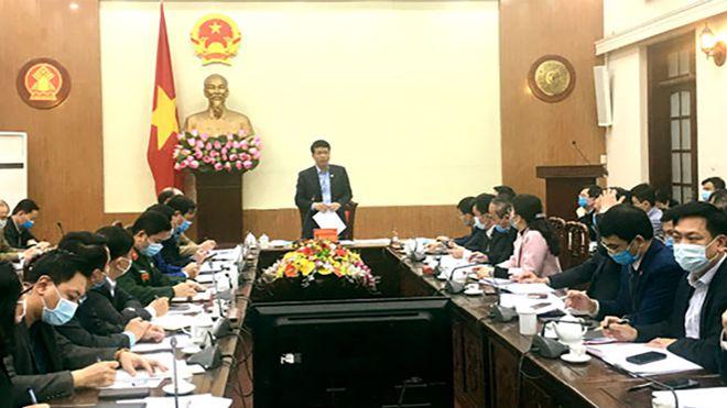 Dịch Covid-19 ngày 29/1: Giãn cách xã hội 21 ngày toàn bộ thị xã Đông Triều (Quảng Ninh) - Ảnh 1.
