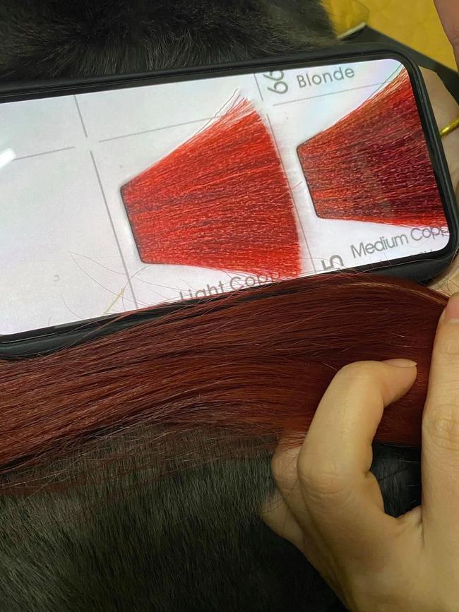 Đi nhuộm tóc giá 3,5 triệu tại một Salon có tiếng, cô nàng này nhận lại được mái tóc xơ nhũn và sự ức chế vô cùng - Ảnh 5.