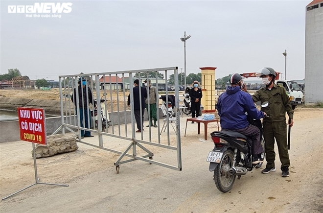 Dịch Covid-19 ngày 30/1: Thêm 34 ca nhiễm mới, 2 cụm dịch hình thành ở Quảng Ninh - Ảnh 1.