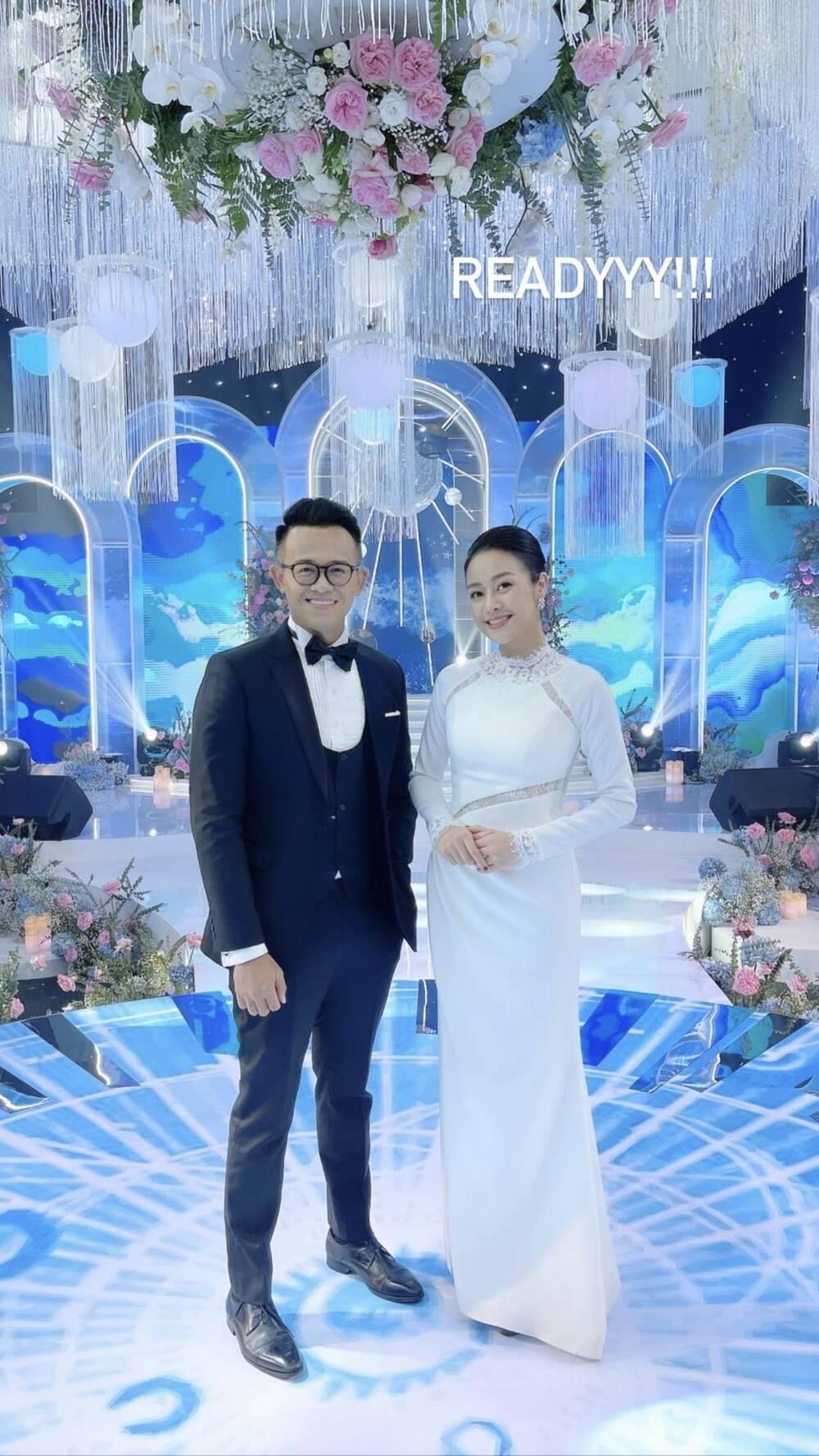 Mai Phương Thúy là khách mời ăn mặc trễ nải nhất tại đám cưới Phan Thành - Primmy Trương - Ảnh 6.