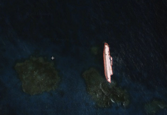 Những hình ảnh ghê rợn vô tình được phát hiện bởi Google - Ảnh 1.