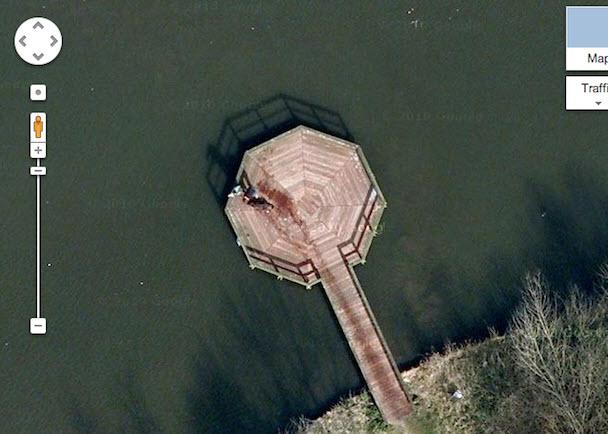 Những hình ảnh ghê rợn vô tình được phát hiện bởi Google - Ảnh 2.