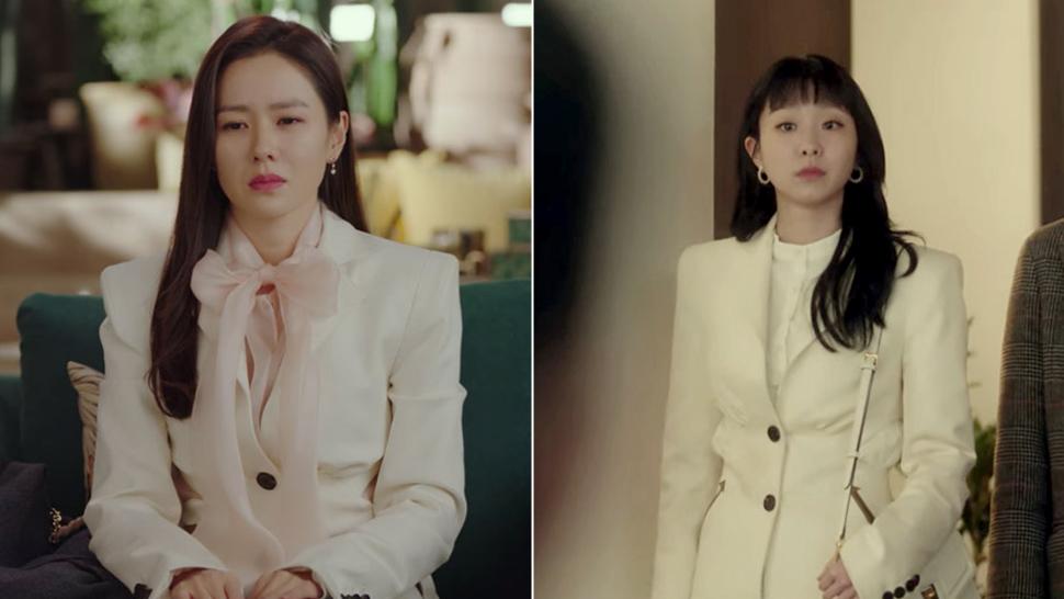 """Ngọc Trinh diện đồ """"nhái"""" theo Jisoo, ác nữ Penthouse, Son Ye Jin và loạt sao châu Á - Ảnh 8."""