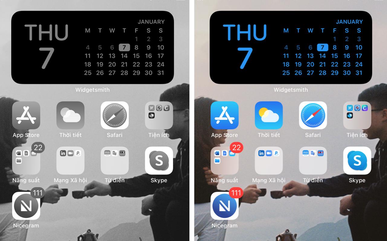 """Ai cũng thích dùng iPhone nhưng không nhiều người biết cách chỉnh màu màn hình cực kỳ """"bá đạo"""" này!"""