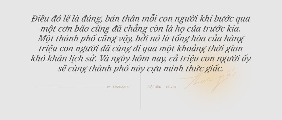 Sài Gòn, ngày thức giấc! - Ảnh 15.