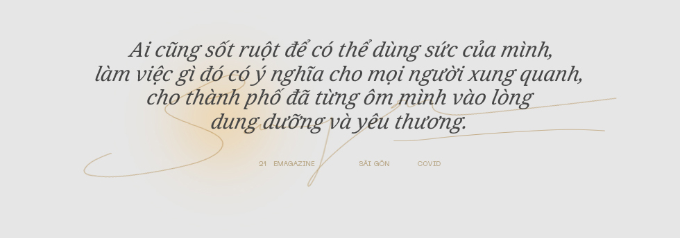 Sài Gòn, ngày thức giấc! - Ảnh 8.