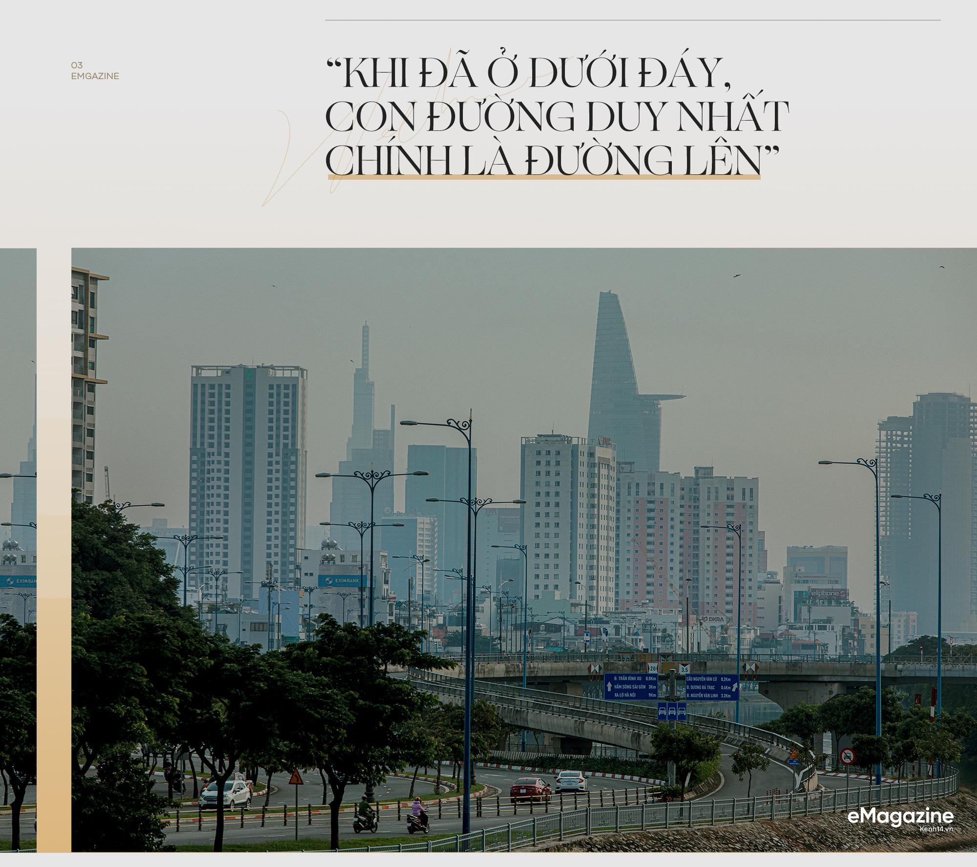 Sài Gòn, ngày thức giấc! - Ảnh 11.