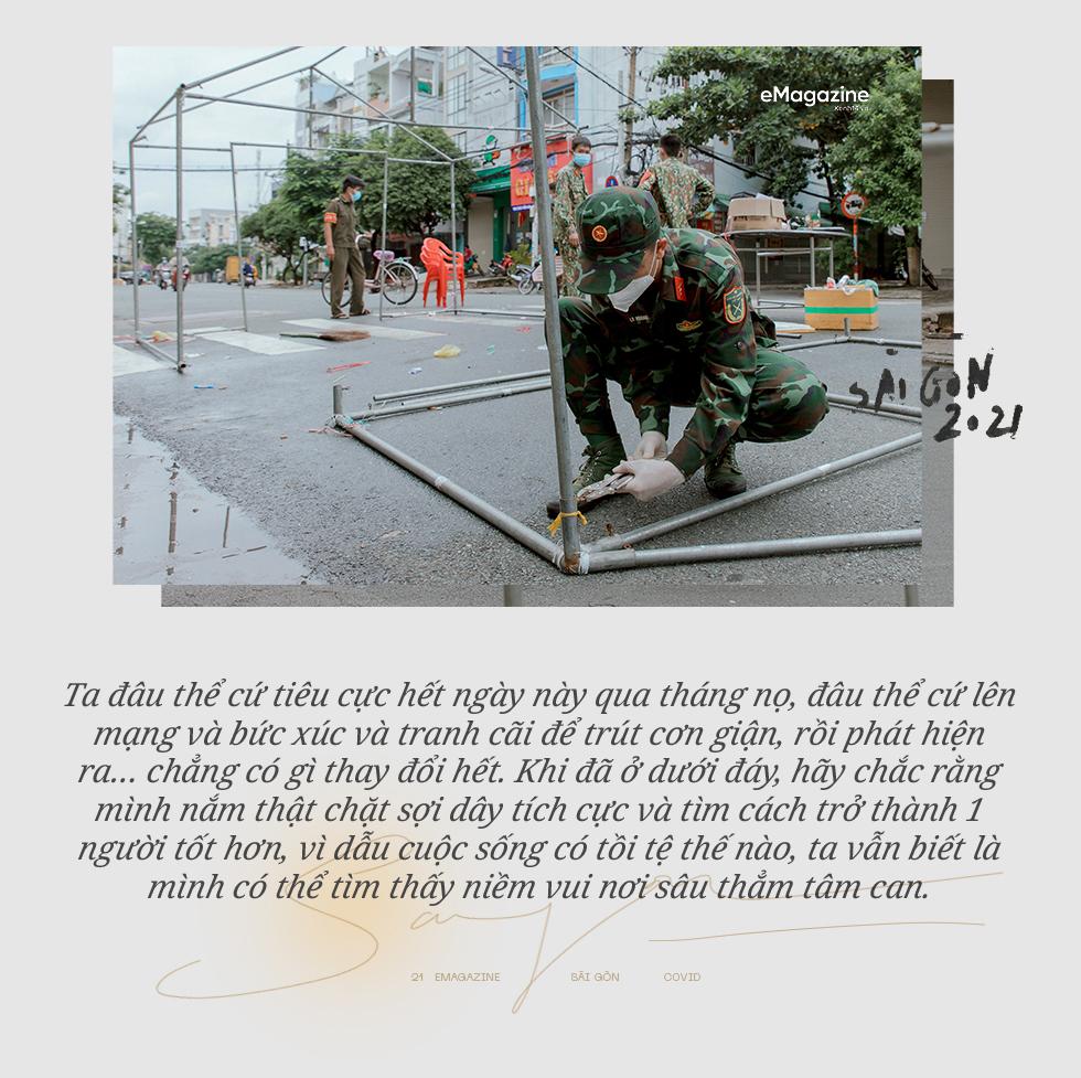 Sài Gòn, ngày thức giấc! - Ảnh 12.