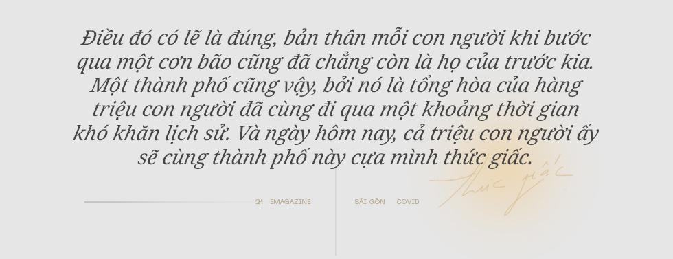 Sài Gòn, ngày thức giấc! - Ảnh 16.