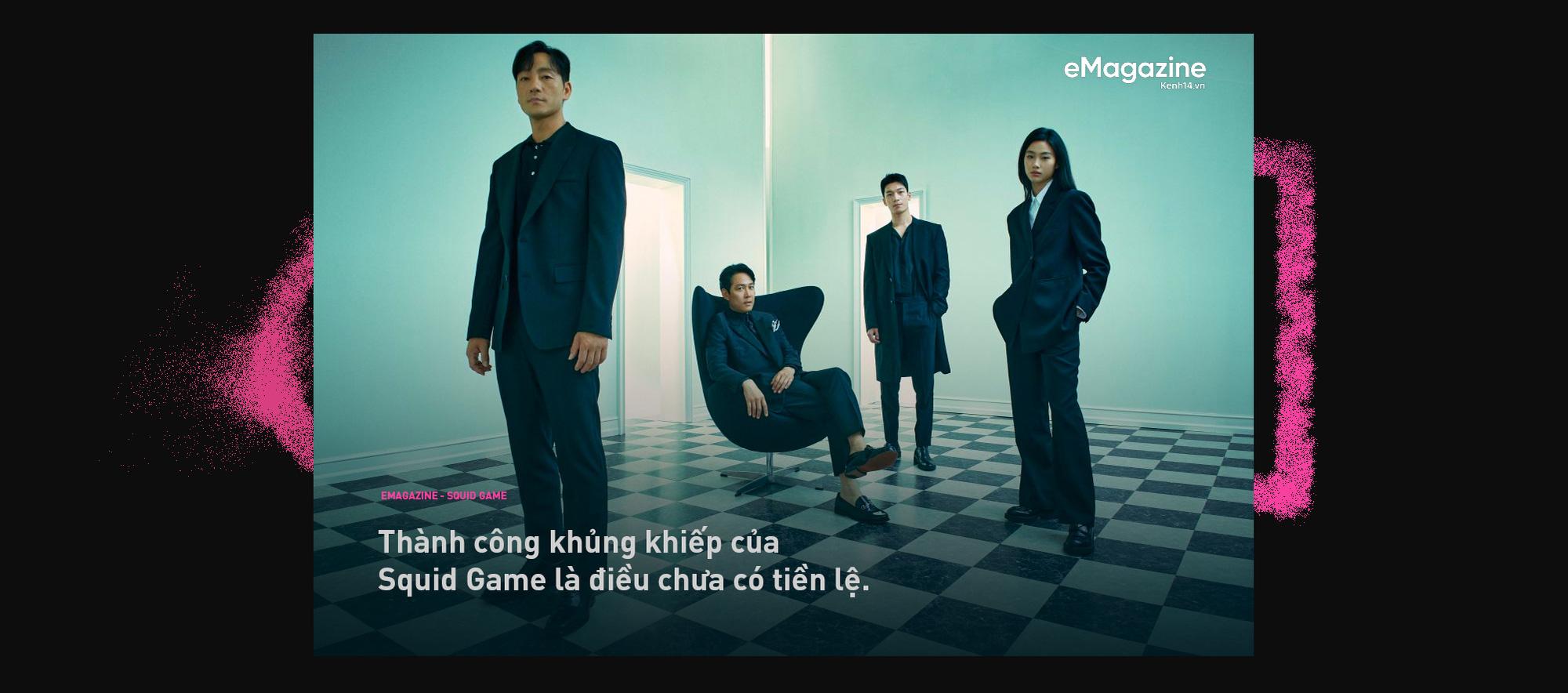 Squid Game - cuộc chiến máu bọc đường thành hiện tượng toàn cầu và tham vọng đổi mới bộ mặt phim Hàn của Netflix - Ảnh 10.