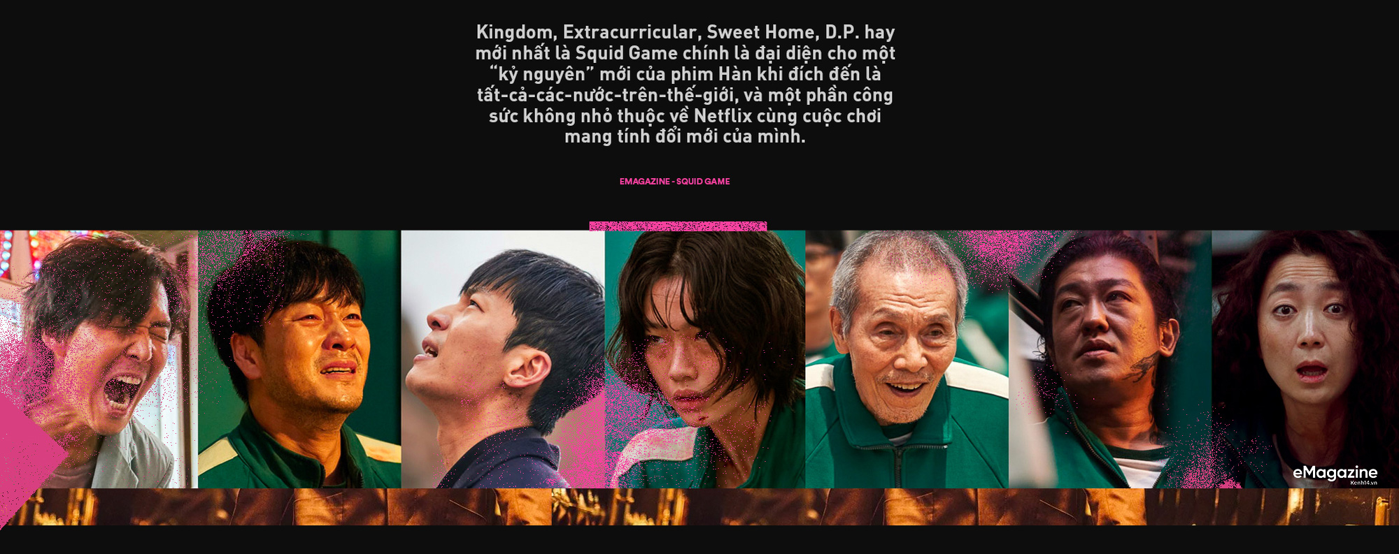 Squid Game - cuộc chiến máu bọc đường thành hiện tượng toàn cầu và tham vọng đổi mới bộ mặt phim Hàn của Netflix - Ảnh 13.