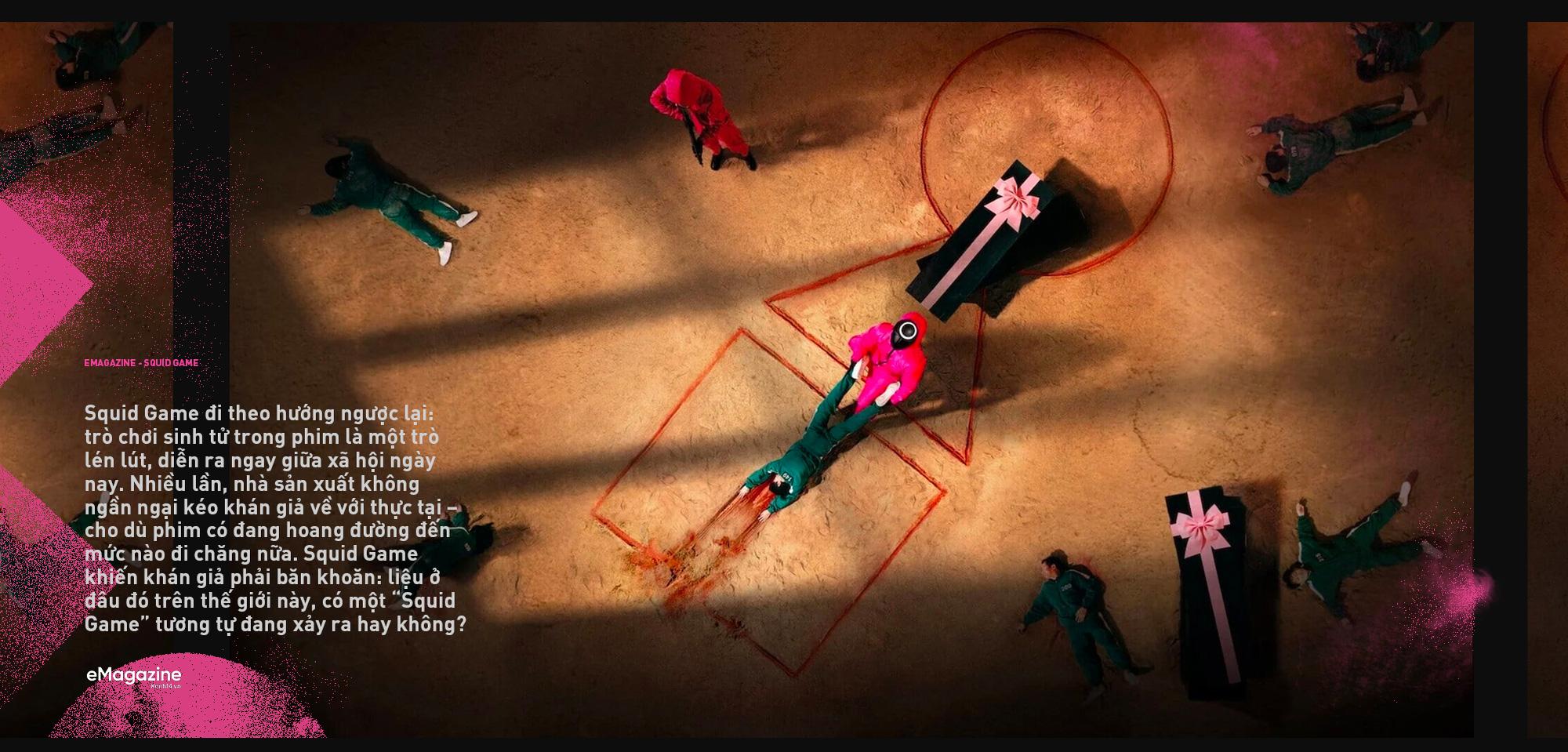 Squid Game - cuộc chiến máu bọc đường thành hiện tượng toàn cầu và tham vọng đổi mới bộ mặt phim Hàn của Netflix - Ảnh 4.
