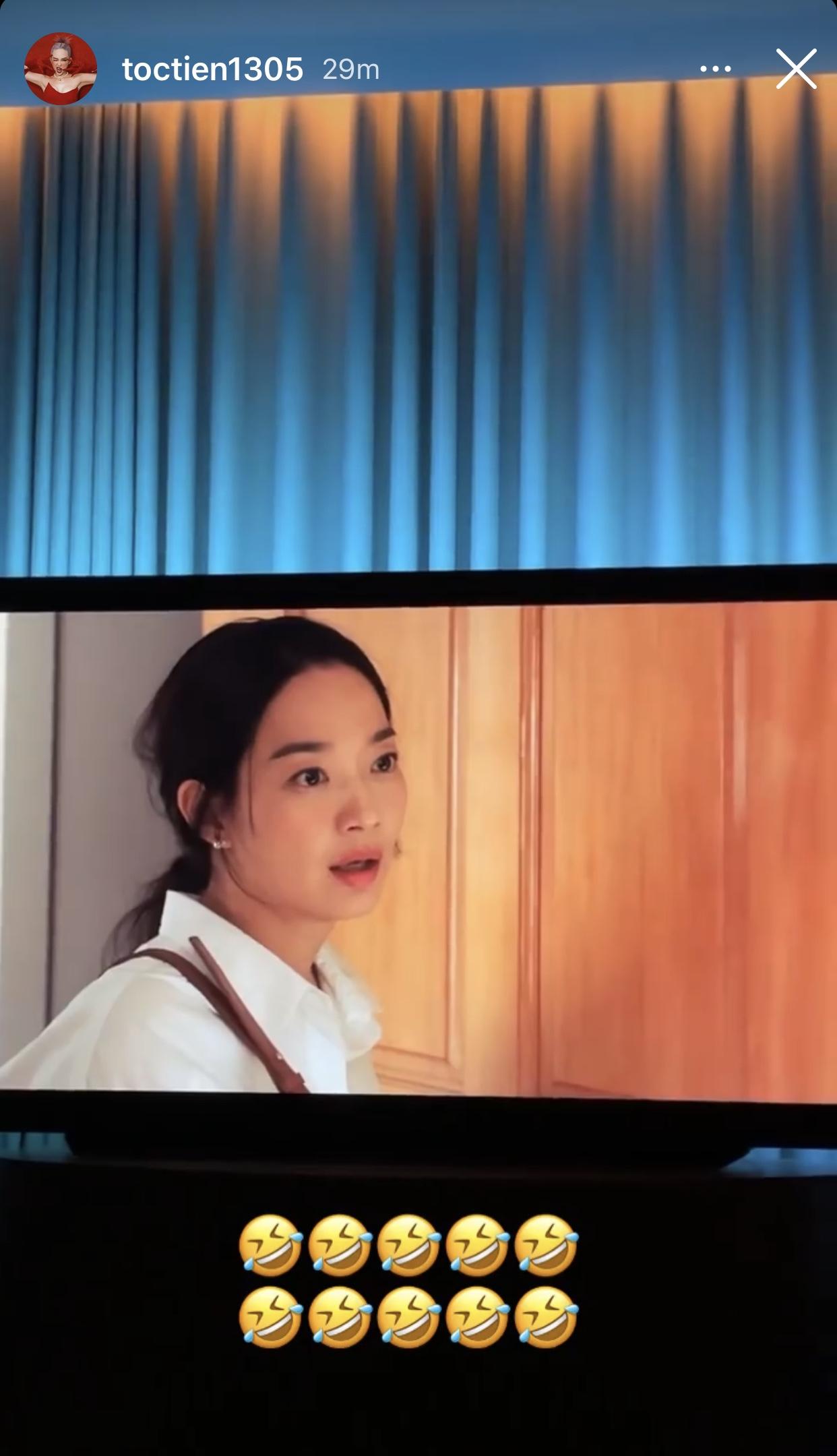 Sau khi khoá Facebook vì lên tiếng ồn ào của Hồ Văn Cường, Tóc Tiên có động thái mới trên Instagram? - Ảnh 3.