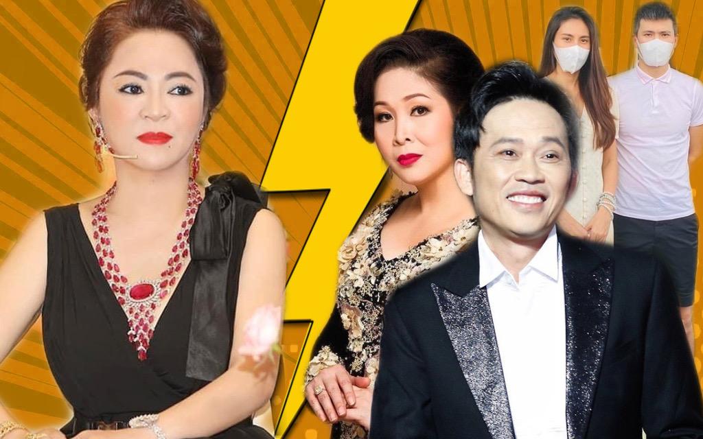 Cuộc chiến giữa bà Phương Hằng với showbiz Việt: Loạt sao hạng A bị réo tên, công an vào cuộc, liệu đã đến hồi kết? - Ảnh 25.
