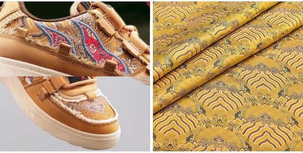 """Phó tổng GĐ Marketing Biti's đăng đàn xin lỗi vì dùng gấm Taobao cho đôi giày tôn vinh tinh thần Việt, người """"tố"""" bất ngờ vào nói 1 câu khó đỡ - ảnh 2"""