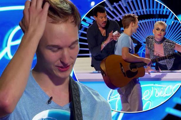 Katy Perry từng bị lên án là quấy rối tình dục thí sinh nam khi ngồi ghế giám khảo American Idol - ảnh 1