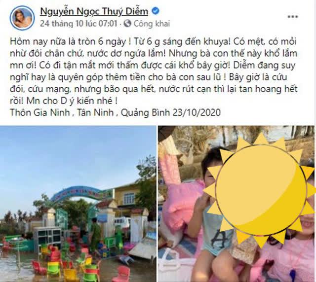 Lương Thế Thành - Thuý Diễm bất ngờ bị CEO Đại Nam gọi tên vì kêu gọi quyên góp từ thiện 1 tỷ đồng nhưng im re? - Ảnh 2.