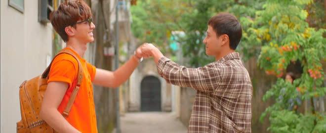 Vừa mới yêu được Khả Ngân, Thanh Sơn đã run người lo lộ bí mật hám tiền ở 11 Tháng 5 Ngày - Ảnh 2.