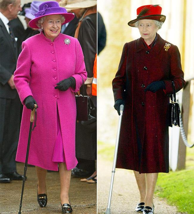 Nữ hoàng Anh gây lo lắng khi xuất hiện với chi tiết bất thường, vợ chồng Meghan bị réo tên chỉ trích - ảnh 3