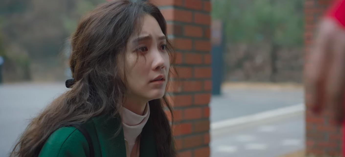 Netizen sốc visual nữ chính Hospital Playlist ở phim mới, thêm vai diễn dị dị xem nổi cả da gà - Ảnh 6.