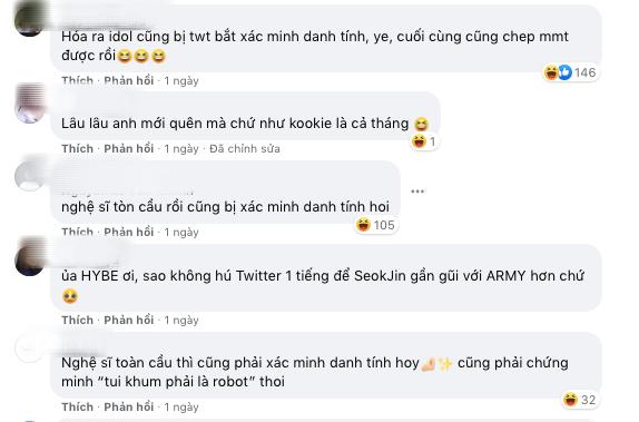 Jin (BTS) tiết lộ lý do ít sử dụng MXH Twitter, fan nghe xong ngán ngẩm: Hoá ra idol cũng gặp rắc rối như người thường mà thôi! - ảnh 6