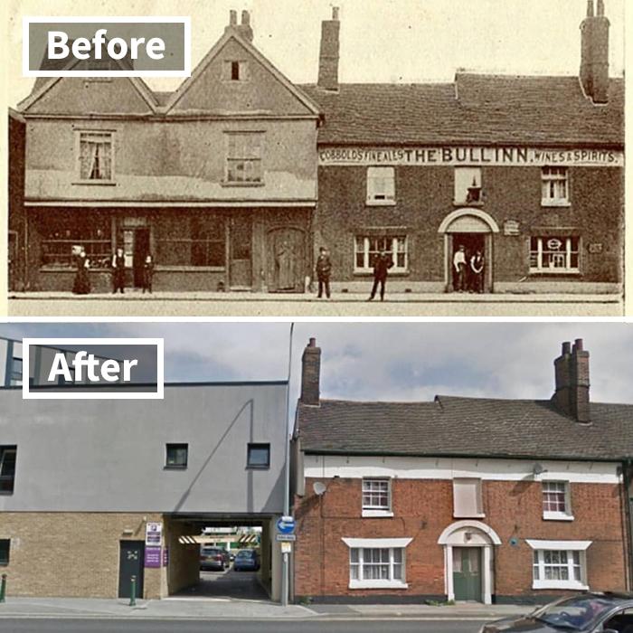 20 ngôi nhà cổ được cải tạo sau trăm năm thăng trầm, ai ngờ sửa xong xấu thậm tệ hơn trước - Ảnh 1.
