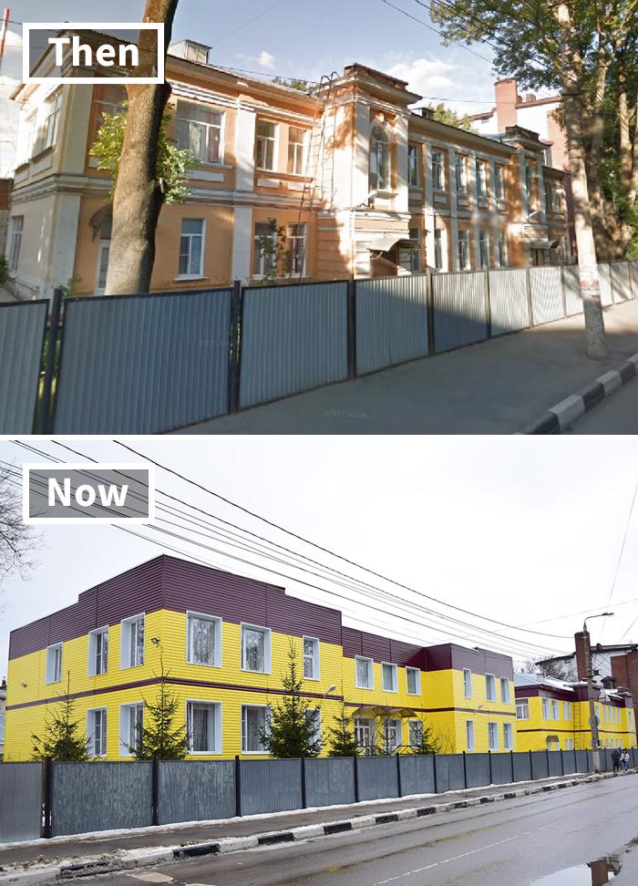 20 ngôi nhà cổ được cải tạo sau trăm năm thăng trầm, ai ngờ sửa xong xấu thậm tệ hơn trước - Ảnh 6.