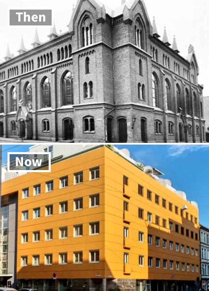 20 ngôi nhà cổ được cải tạo sau trăm năm thăng trầm, ai ngờ sửa xong xấu thậm tệ hơn trước - Ảnh 8.