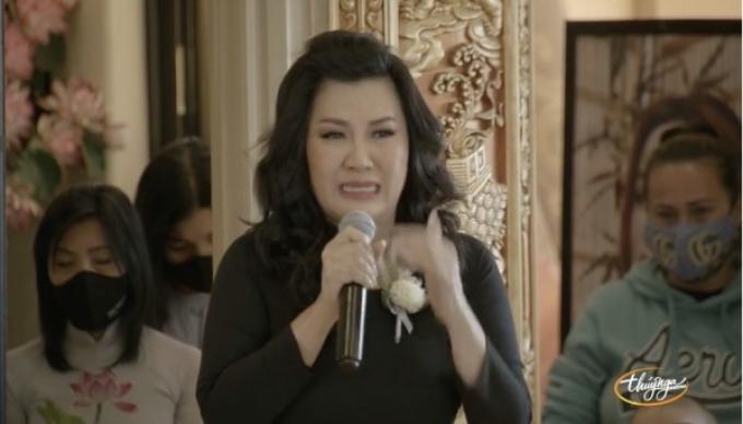 Con gái Phi Nhung nói lời cảm ơn sau khi hoàn tất tang lễ, cầu xin khán giả một điều cuối cùng liên quan đến mẹ - Ảnh 9.