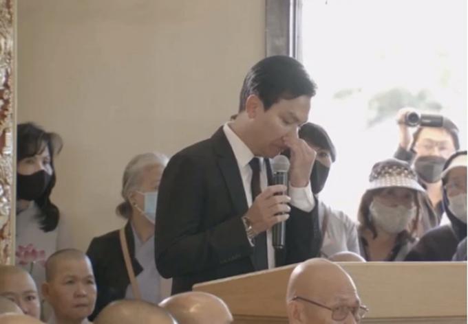 Con gái Phi Nhung nói lời cảm ơn sau khi hoàn tất tang lễ, cầu xin khán giả một điều cuối cùng liên quan đến mẹ - Ảnh 7.