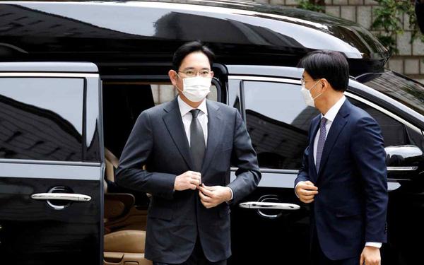 Thái tử Samsung tiếp tục hầu tòa vì tội sử dụng chất cấm - ảnh 1