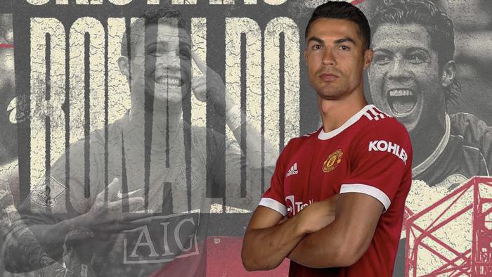 Nhờ Ronaldo, MU tiếp tục thâu tóm danh hiệu trên... Instagram - Ảnh 2.