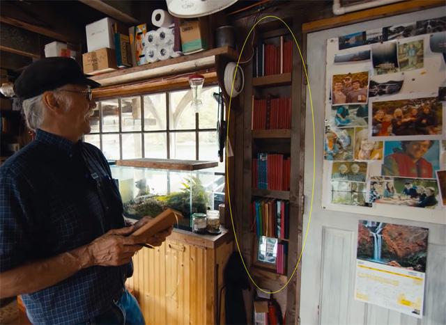 Ông lão mua một căn nhà rộng 70m2 trên mặt nước, sống nhàn nhã một mình hơn 30 năm: 'Không bị vật chất bó buộc, thế giới tinh thần trở nên phong phú hơn!' - ảnh 13