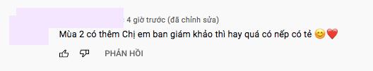 Còn chưa chiếu tập 1 mùa 2, dân tình đã chỉ ra một điều thiếu sót rất lớn của Rap Việt sau khi ra mắt bài chủ đề - ảnh 8