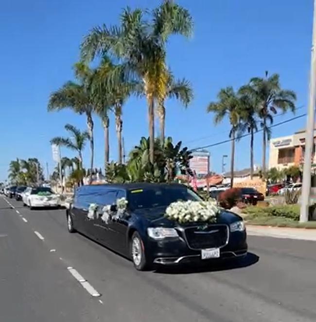 Điềm lành xuất hiện trong tang lễ của Phi Nhung tại Mĩ - ảnh 2