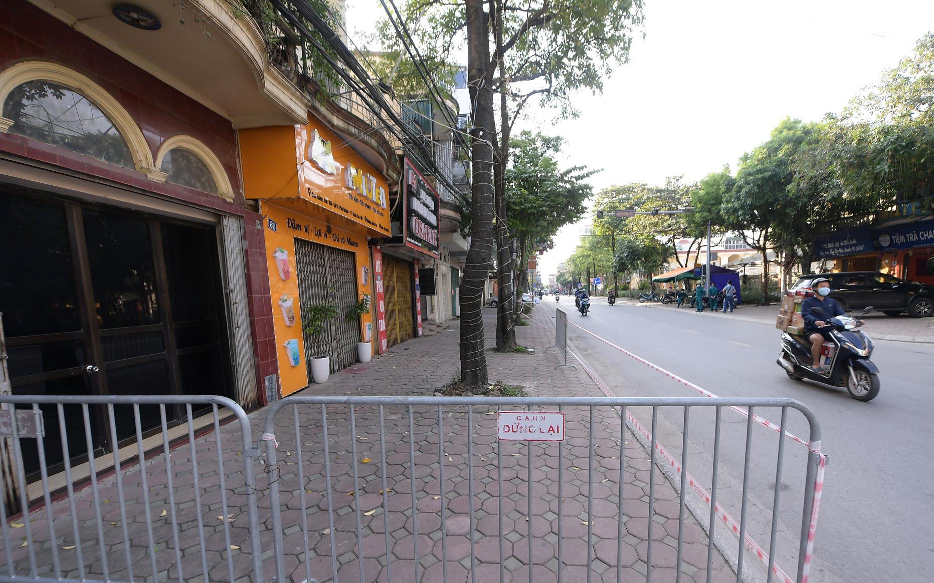 Hà Nội: Phong toả nhiều địa điểm tại huyện Quốc Oai sau khi ghi nhận 6 ca Covid-19 cộng đồng