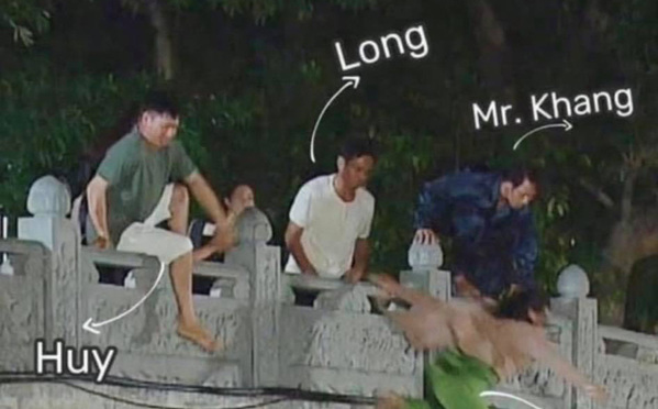 Hương Vị Tình Thân lộ rõ diễn viên đóng thế trong cảnh hành động, cũng may diễn ổn nên khán giả bỏ qua! - Ảnh 4.